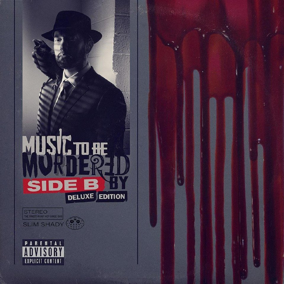 ALBUM: Eminem – Music to Be Murdered By (Side B Deluxe)