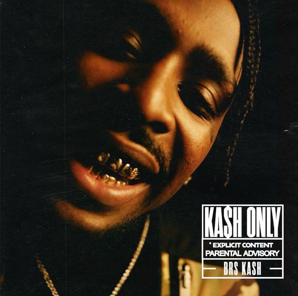 ALBUM: BRS Kash – Kash Only