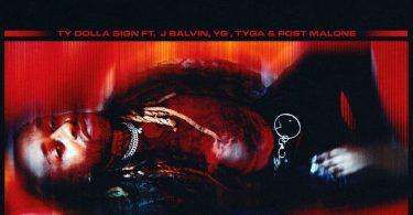 Ty Dolla $ign Ft. J Balvin, YG, Tyga & Post Malone – Spicy (Remix)