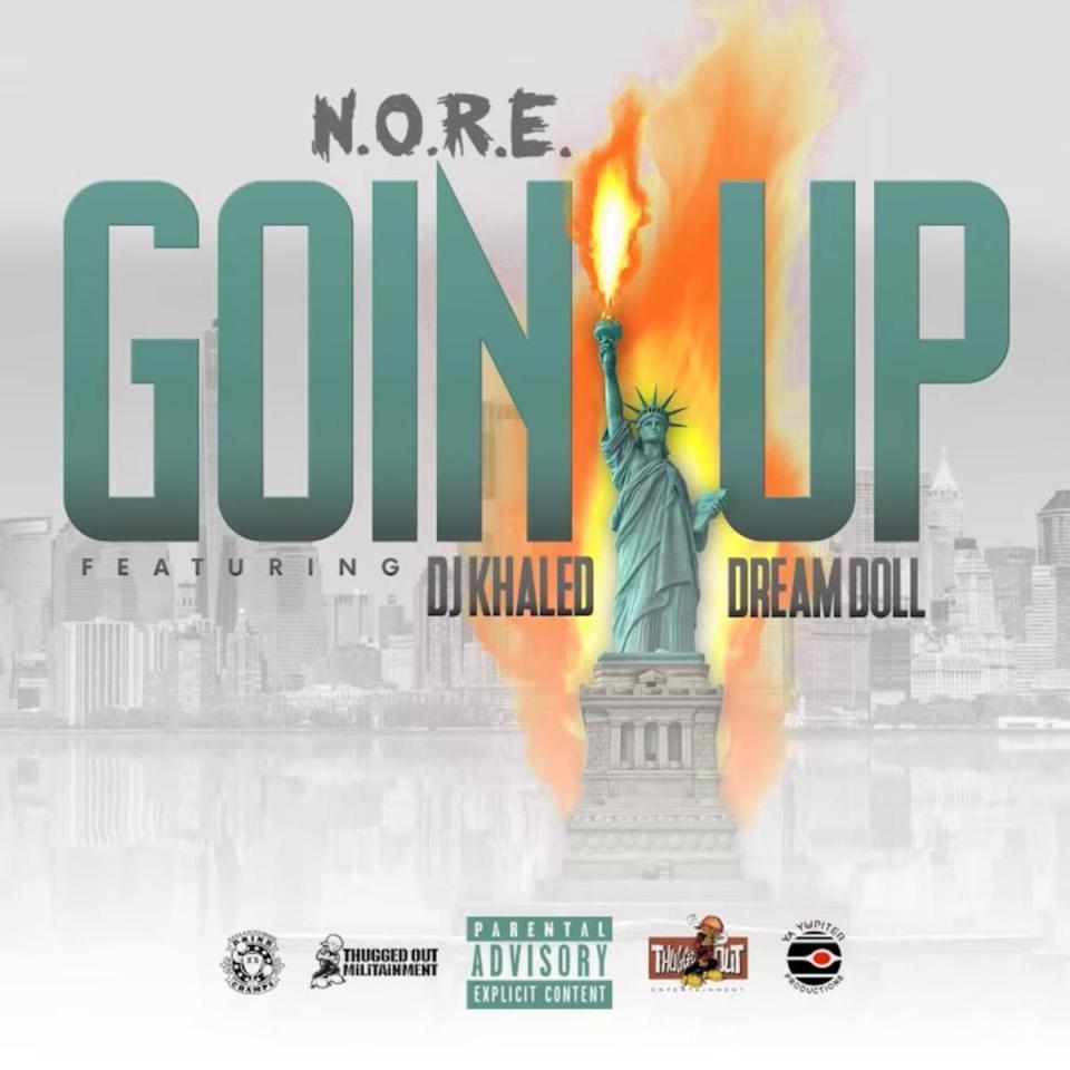 N.O.R.E. Ft. DreamDoll & DJ Khaled – Goin Up