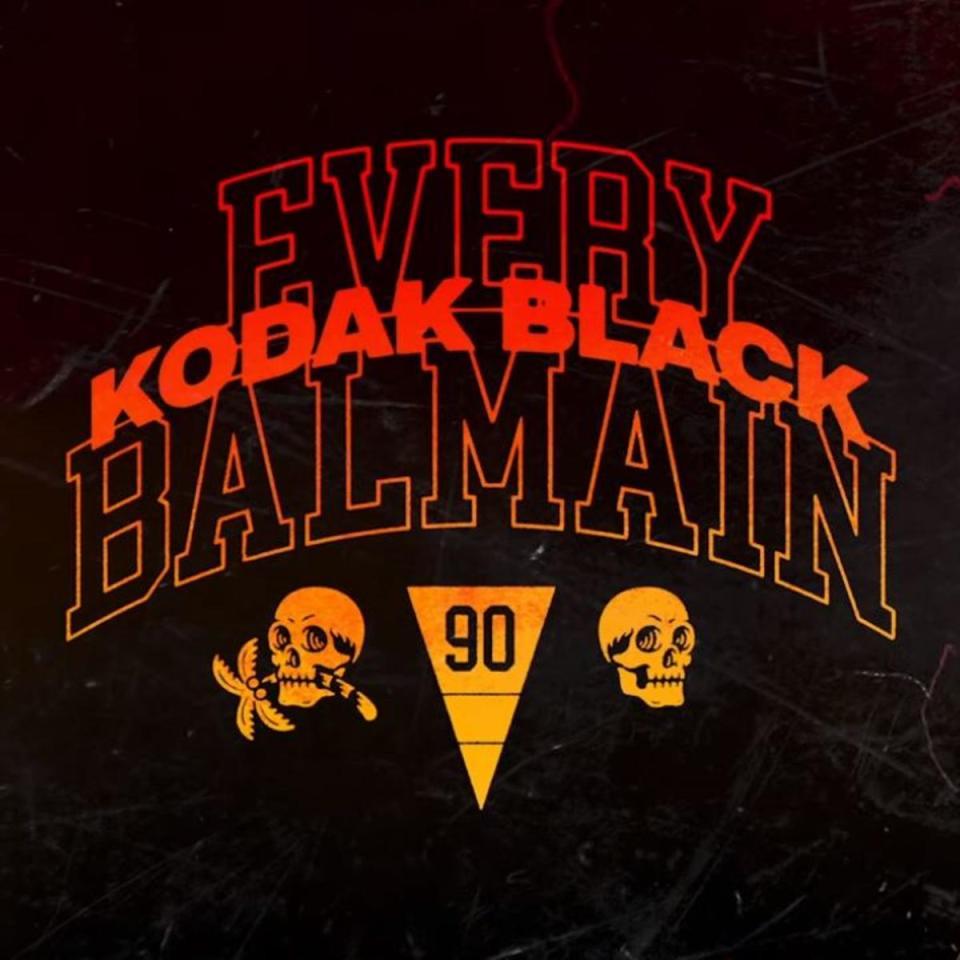 Kodak Black – Every Balmain