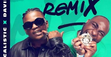 Focalistic Ft. Davido – Ke Star (Remix)