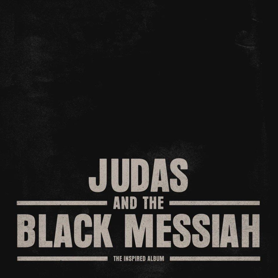 ALBUM: Various Artists – Judas and the Black Messiah: The Inspired Album