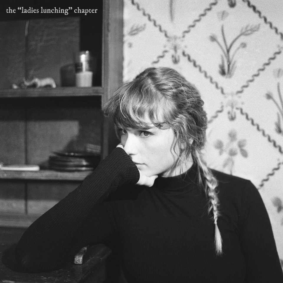 """EP: Taylor Swift – the """"ladies lunching"""" chapter"""