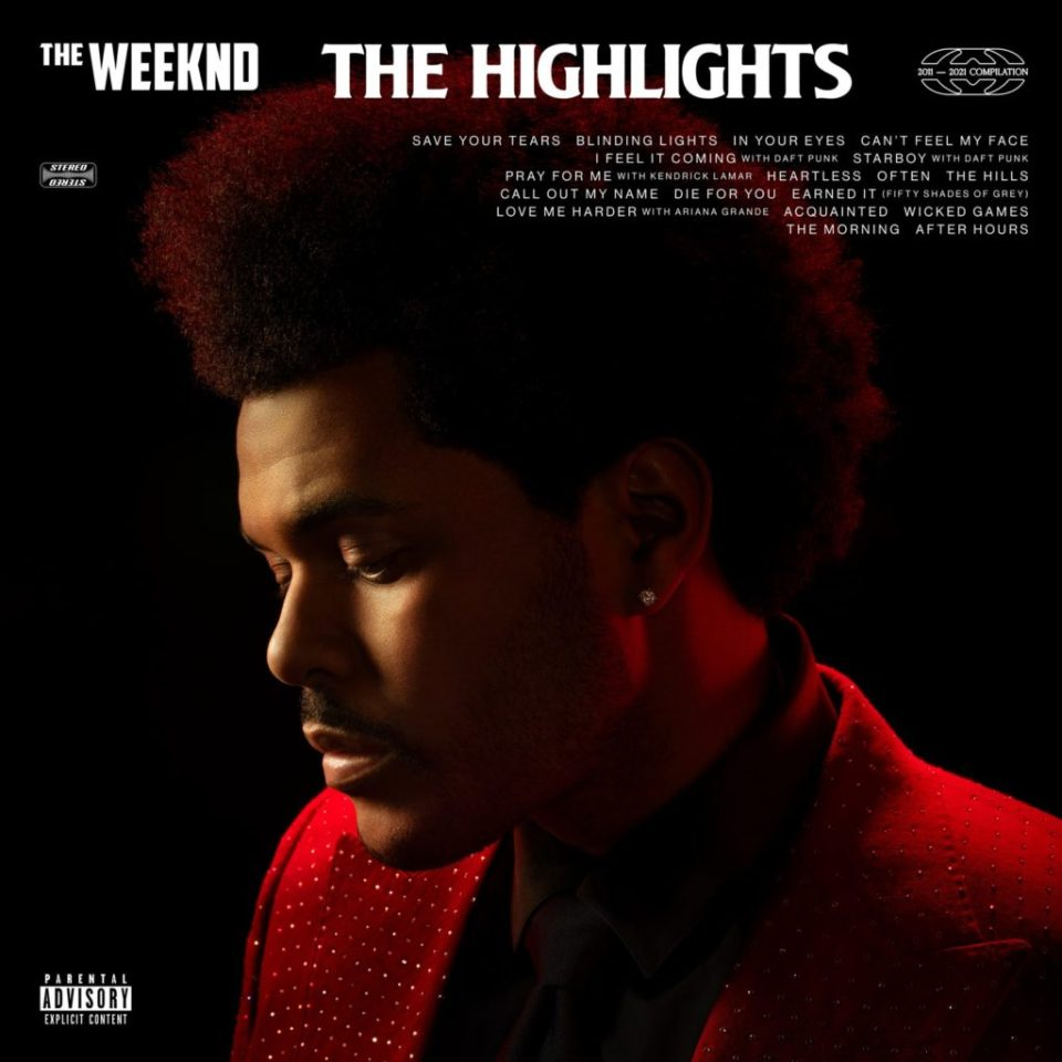 ALBUM: The Weeknd – The Highlights
