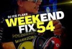 dj ice flake – weekendfix 54 mix
