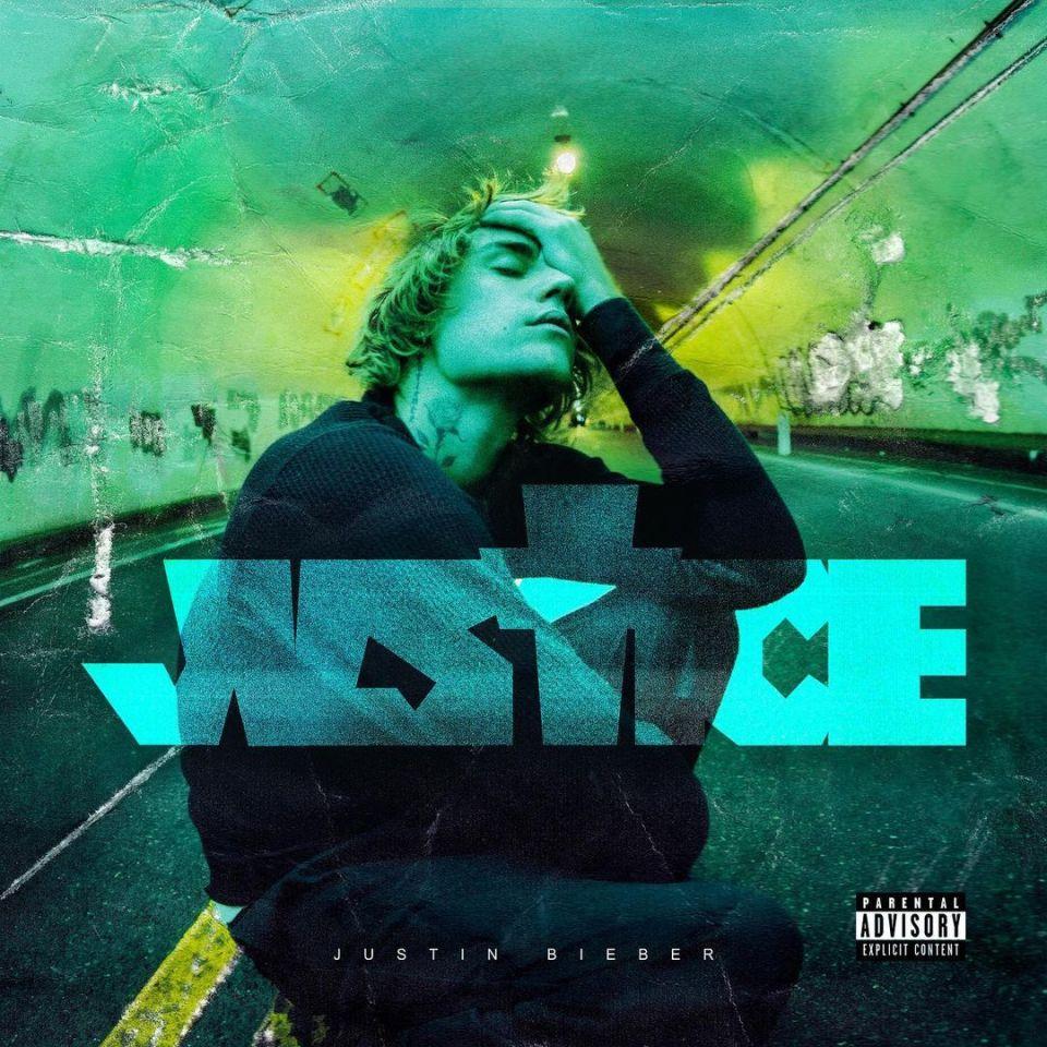 ALBUM: Justin Bieber – Justice