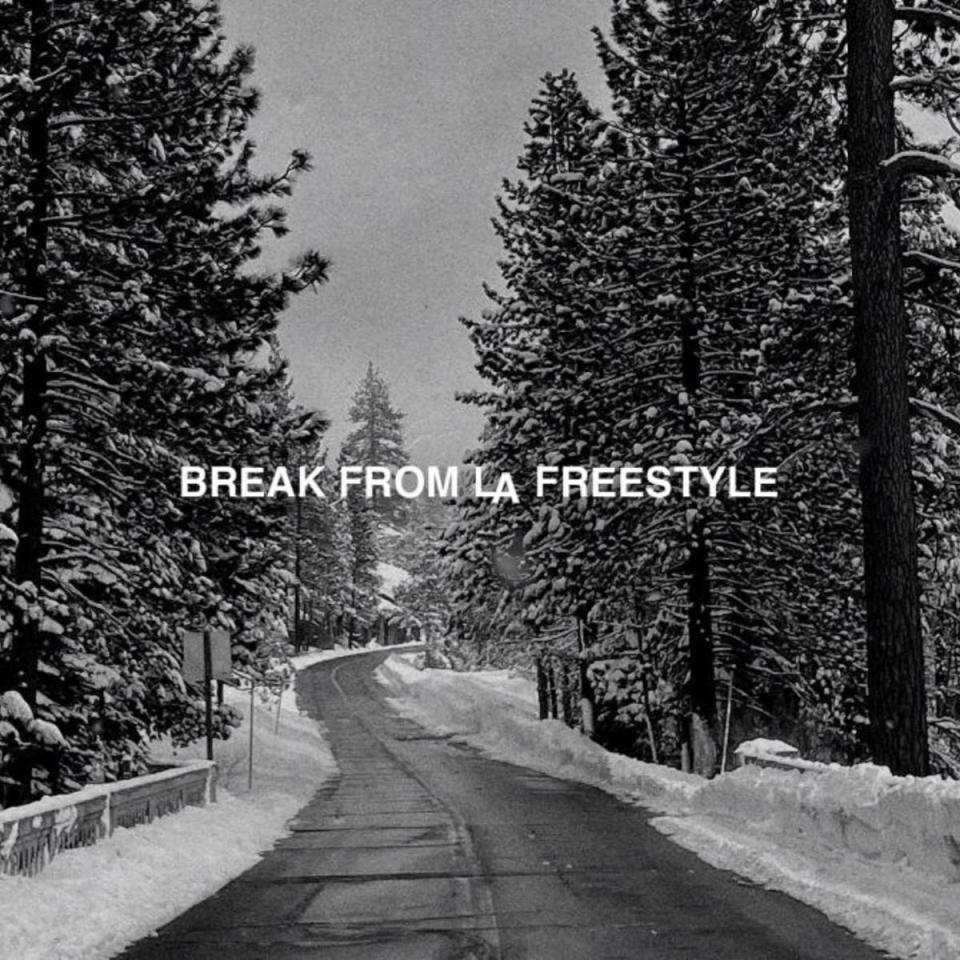 G-Eazy – Break From LA Freestyle