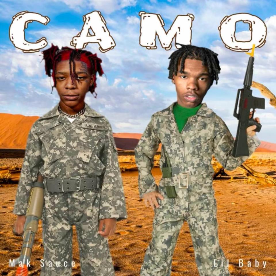 Mak Sauce Ft. Lil Baby – Camo