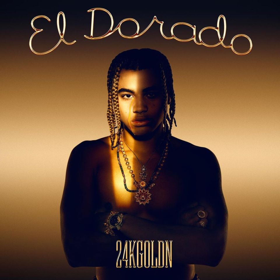 24kGoldn – The Top