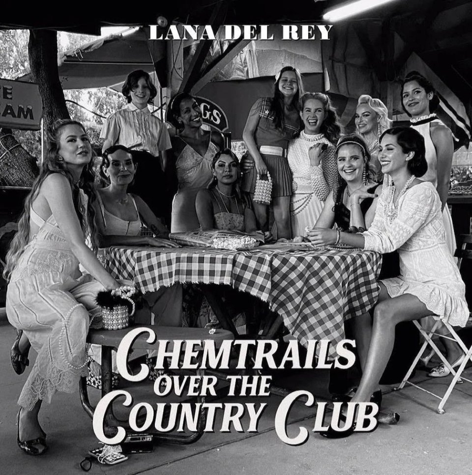 ALBUM: Lana Del Rey – Chemtrails Over the Country Club