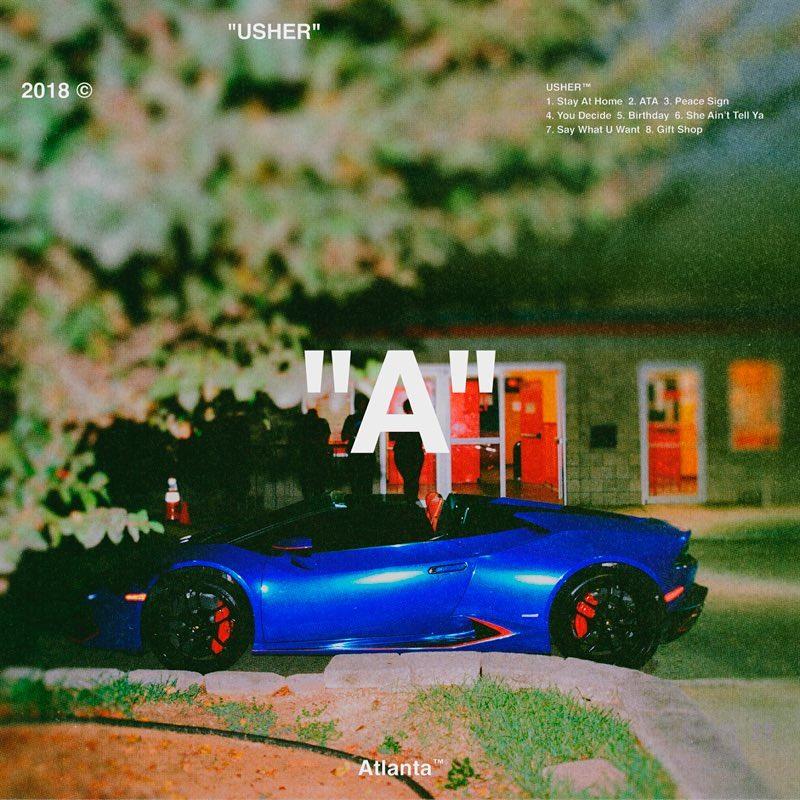 """ALBUM: Usher & Zaytoven – """"A"""""""