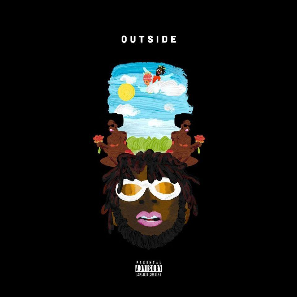 ALBUM: Burna Boy – Outside