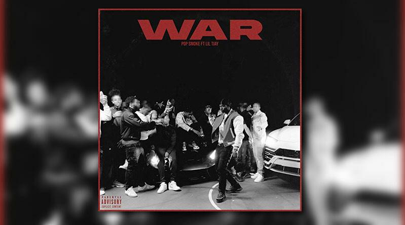 Pop Smoke Ft. Lil Tjay – War
