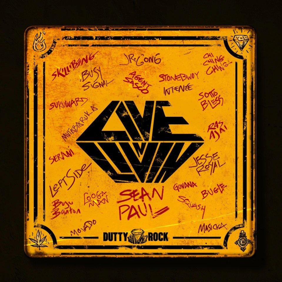 ALBUM: Sean Paul – Live N Livin