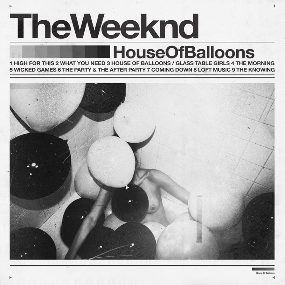 ALBUM: The Weeknd – House of Balloons