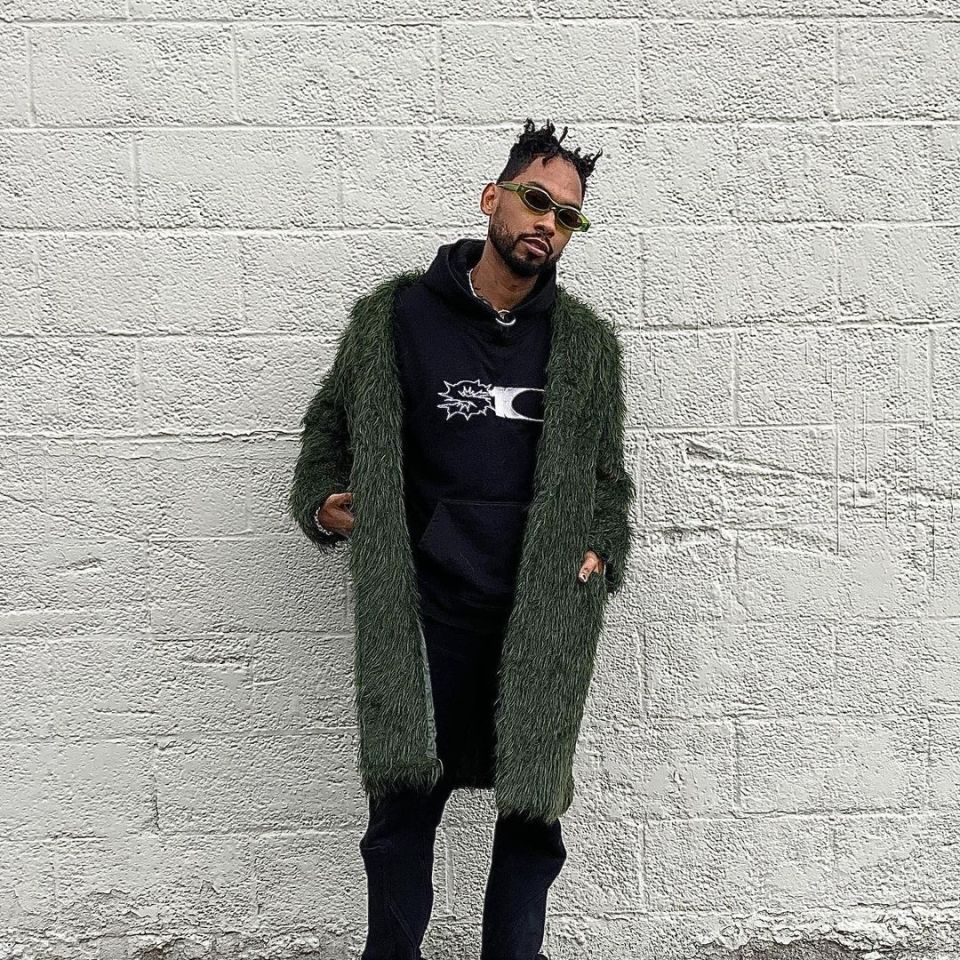 Miguel – Candles in the Sun