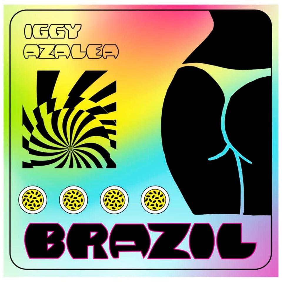 Iggy Azalea – Brazil