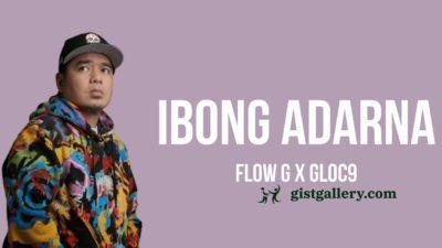 Flow G Ibong Adarna Mp3 Download
