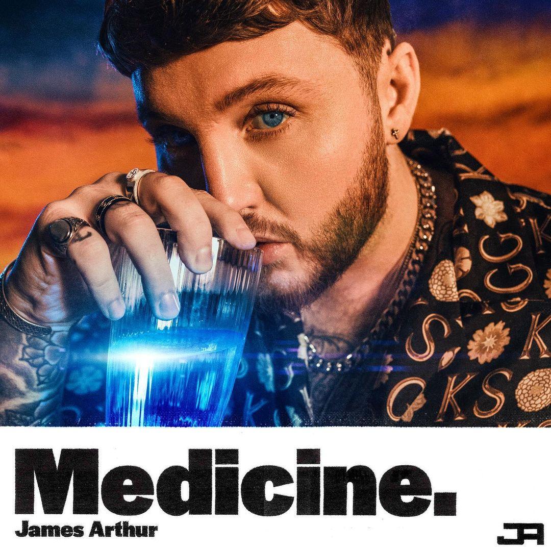 James Arthur – Medicine