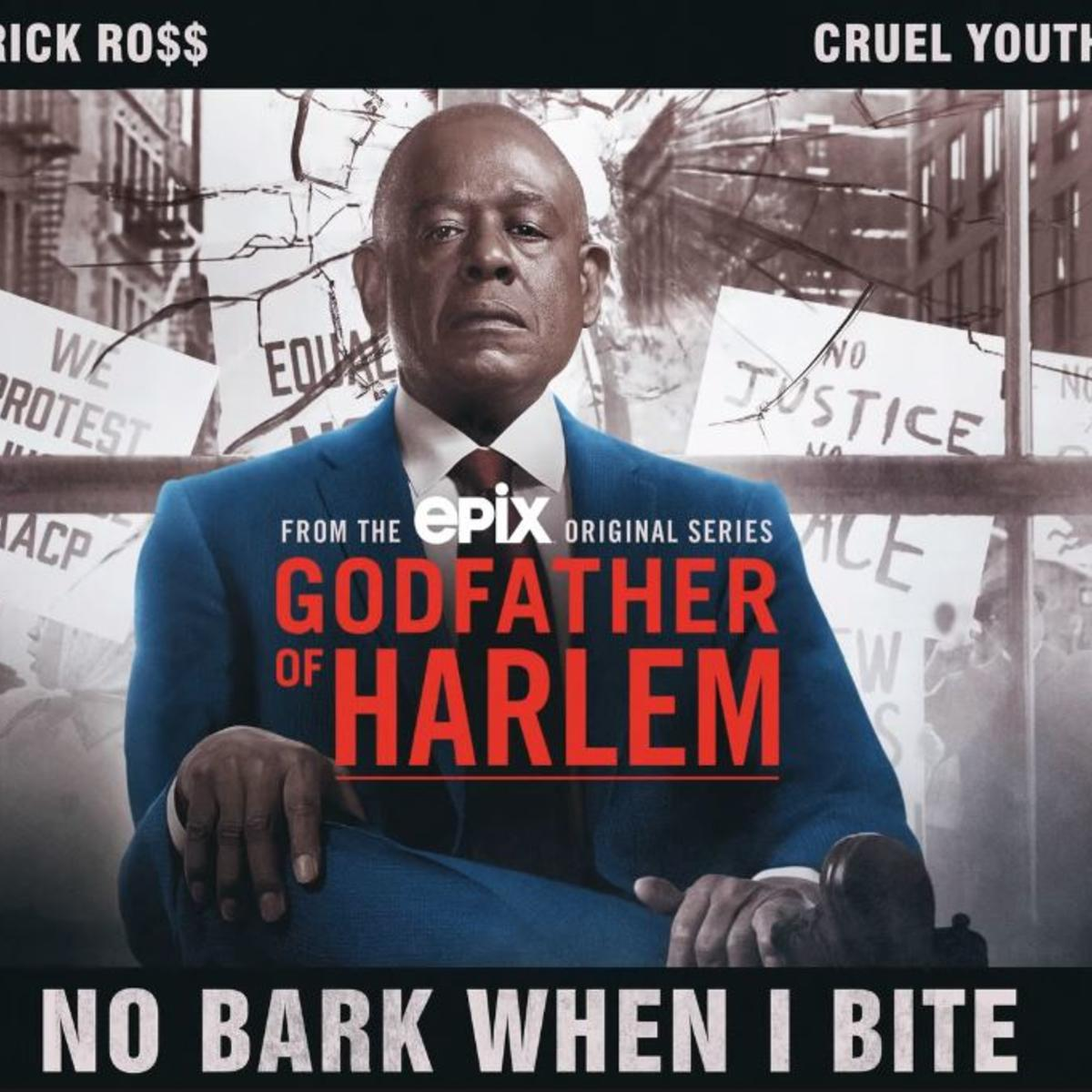 Godfather of Harlem Ft. Rick Ross & Cruel Youth – No Bark When I Bite