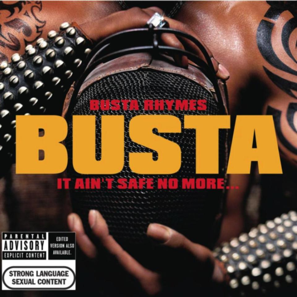 Busta Rhymes – Turn Me Up Some