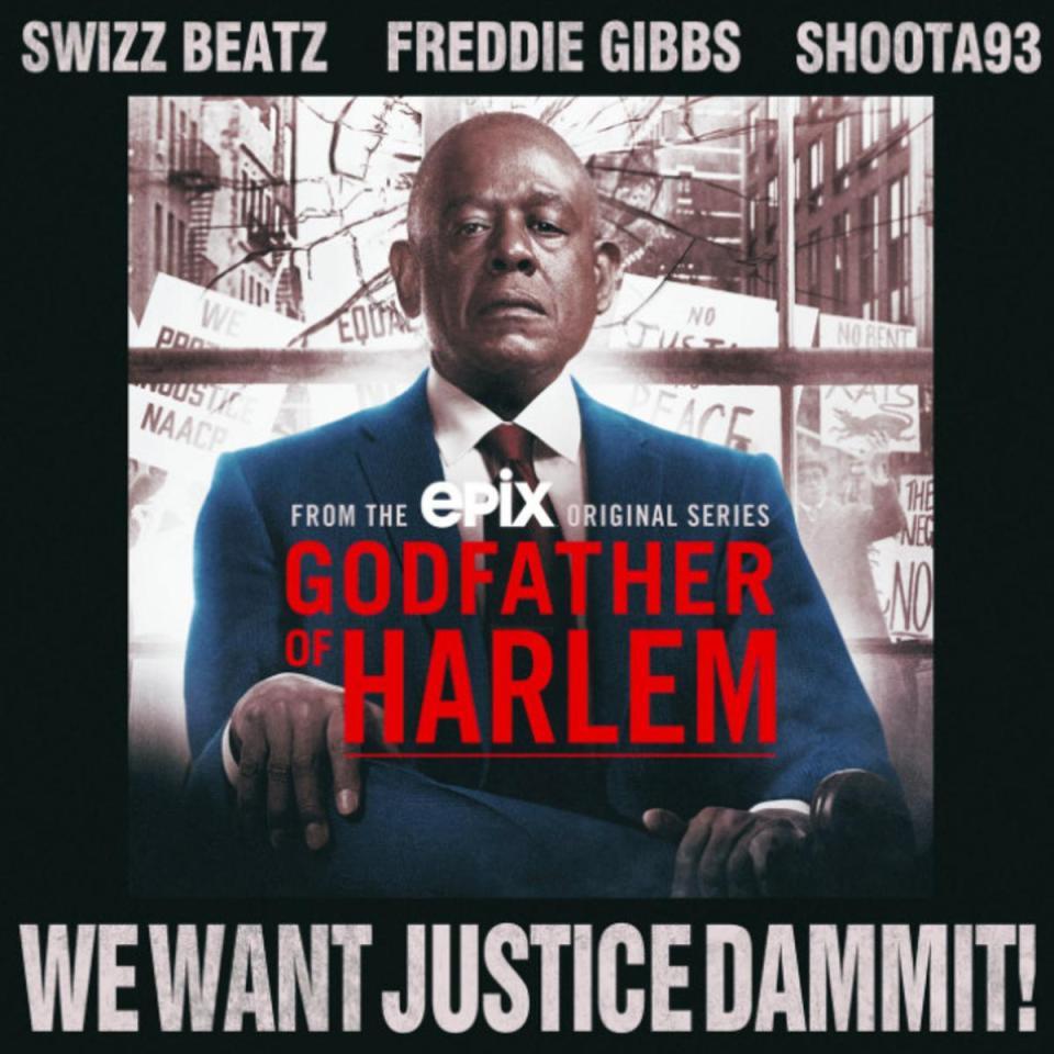 Swizz Beatz, Freddie Gibbs & Shoota93 – We Want Justice Dammit!