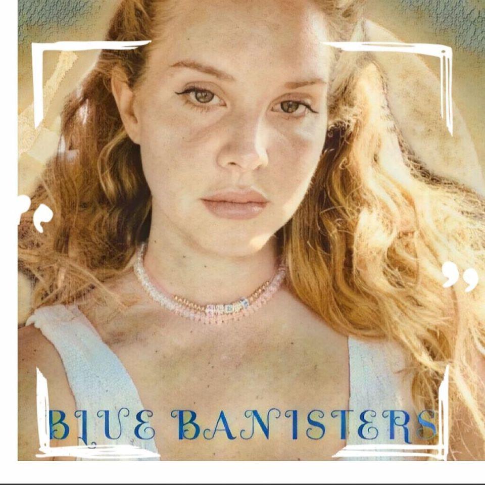 Lana Del Rey – Blue Banisters