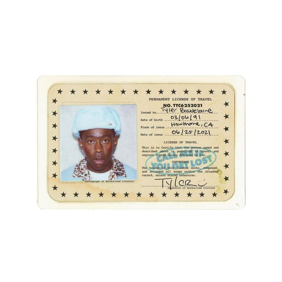ALBUM: Tyler, the Creator – Call Me If You Get Lost