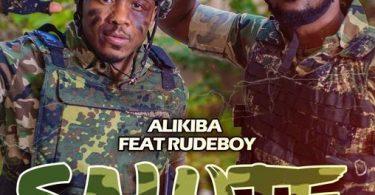 Alikiba Ft. Rudeboy – Salute
