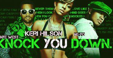 Keri Hilson Ft. Kanye West & Ne-Yo – Knock You Down