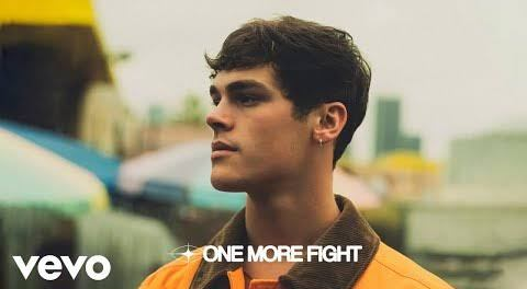 AJ Mitchell – ONE MORE FIGHT