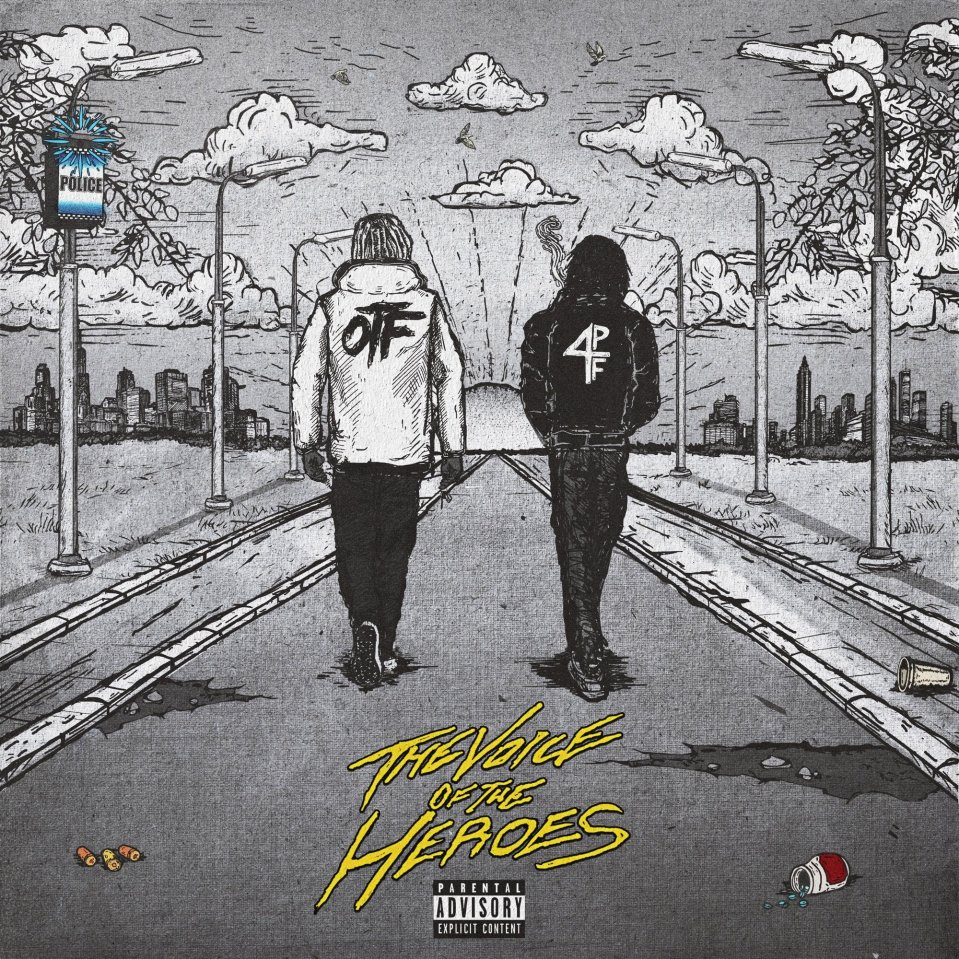 ALBUM: Lil Baby & Lil Durk – The Voice of the Heroes