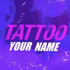 Clever – Tattoo Your Name