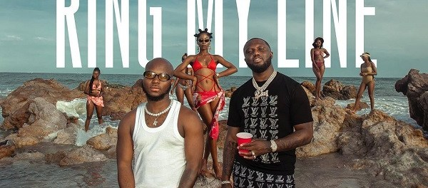 Download King Promise Ft Headie One Ring My Line MP3 Download