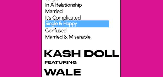 Download Kash Doll Single & Happy Ft Wale & Eric Bellinger MP3 Download