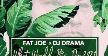 Download Fat Joe DJ Drama & Cool & Dre What Would Big Do 2021 EP ZIP Download