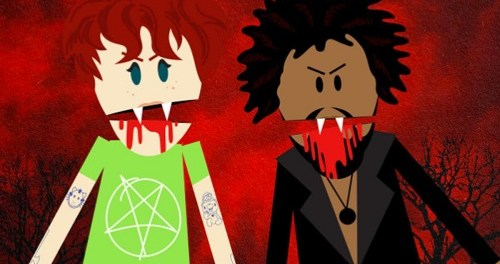 Download Payday Ft Danny Brown Vampire MP3 Download