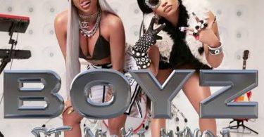 Download Jesy Nelson Ft Nicki Minaj Boyz MP3 Download