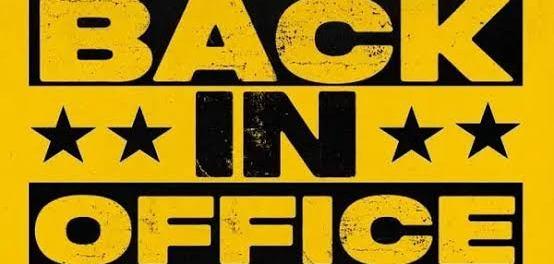 Download Mayorkun Back In Office MP3 Download