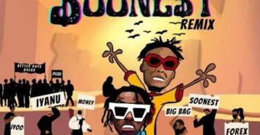 Download ShaggyBlaq Ft Jeriq Soonest Remix MP3 Download